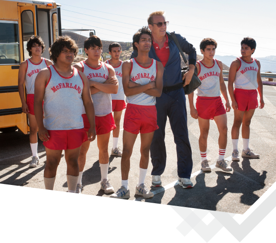 DreamWeek San Antonio 2018 / McFarland USA | Jan. 14