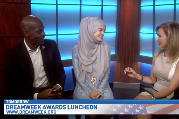 Amal Kassir to Speak at DreamWeek Awards Luncheon / News4SA / DreamWeek San Antonio