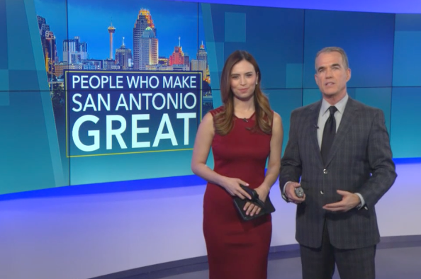 People Who Make SA Great: DreamWeek founder Shokare Nakpodia / Kens5 News / DreamWeek San Antonio