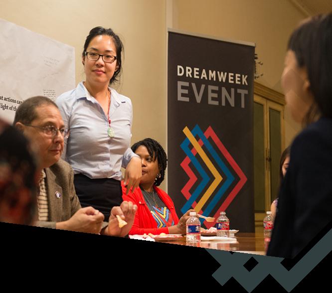 DreamWeek San Antonio - Particpate - Volunteer