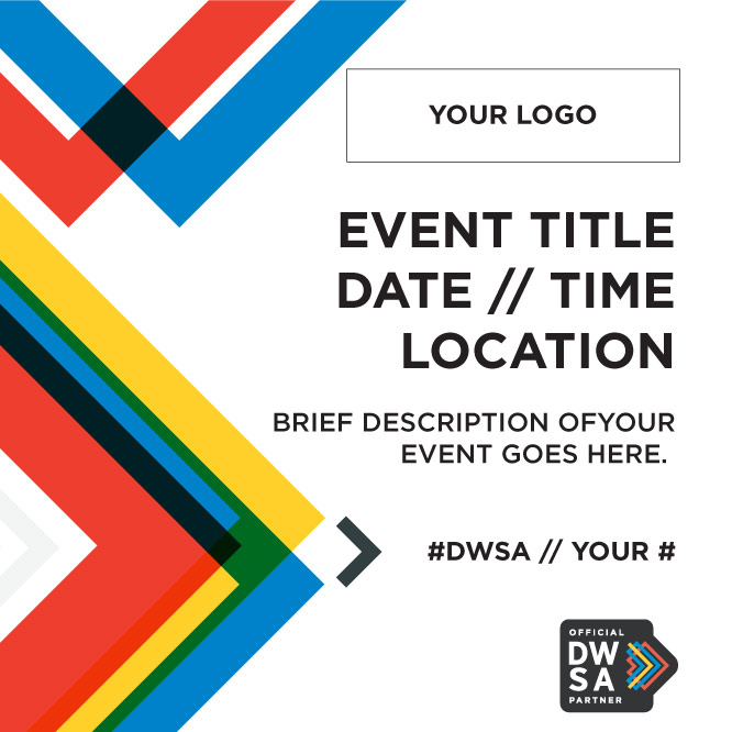 DreamWeek San Antonio | Partner Resources - Templates